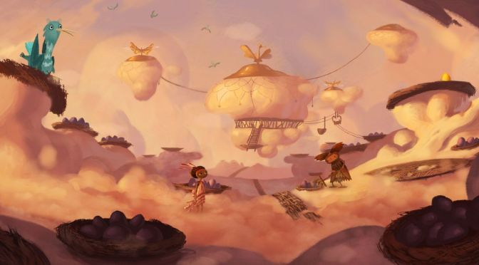Broken Age Coming to PS4 and PS Vita