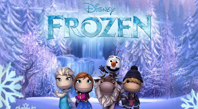 LittleBigPlanet 3 Gets a Little Frozen