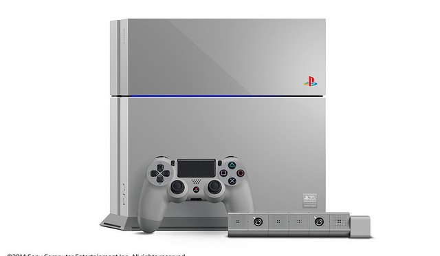 How To Buy a 20th Anniversary PS4 This Week