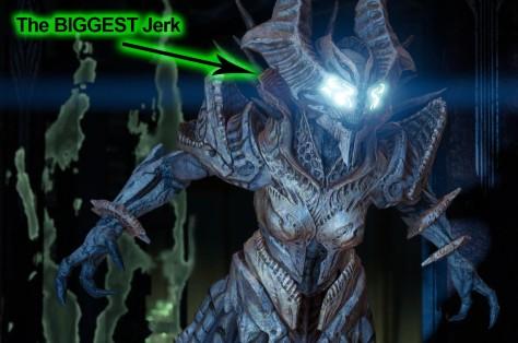 3. The Biggest Jerk