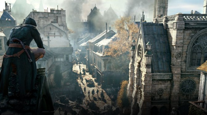 Ubisoft Apologizes for Assassin's Creed Unity Issues