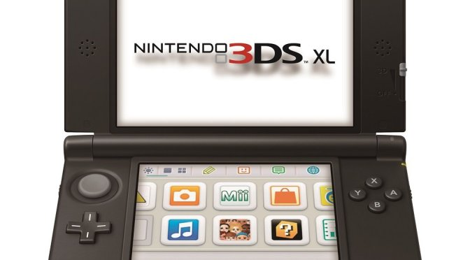 Nintendo of Japan Discontinues the 3DS XL