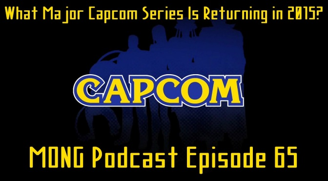 What Major Capcom Series is Returning in 2015?