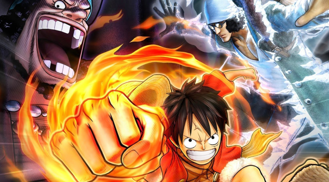 One Piece: Pirate Warriors 3 Announced