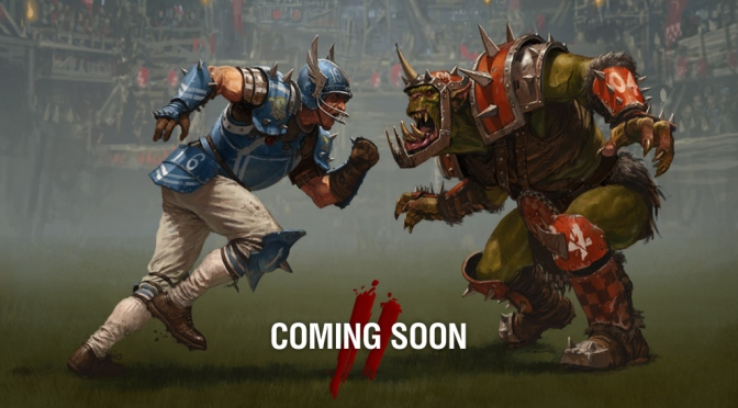 Blood Bowl to Touchdown on Current Gen Consoles