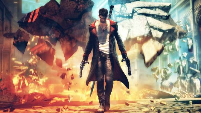 Two Devil May Cry Remasters Coming
