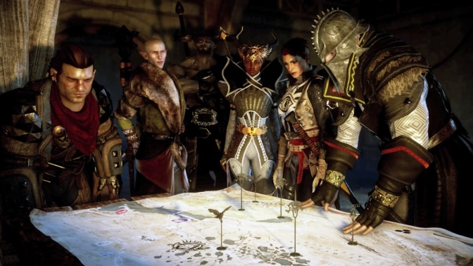 Dragon Age: Inquisition Patch 2 Is Here