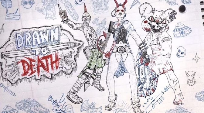 Drawn To Death Revealed For PS4