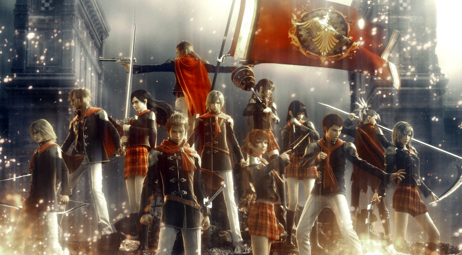 Final Fantasy Type-0 HD Rated M