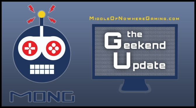 The Geekend Update: 5/23/15