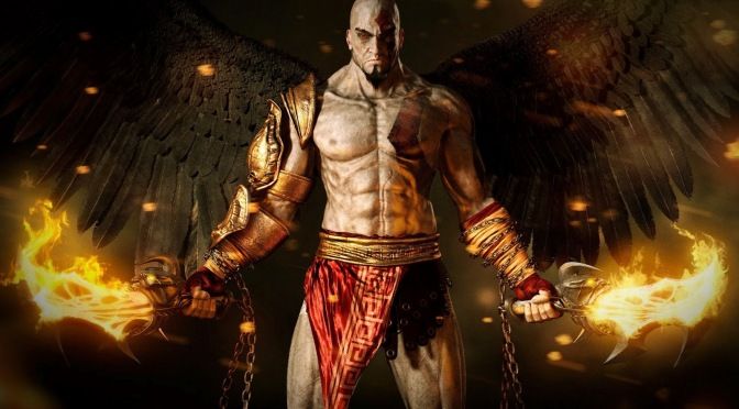 New God of War in Development