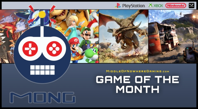 MONG Game of the Month – November 2014