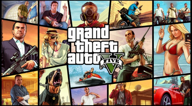 Rockstar Finally Reveals Grand Theft Auto Online Heists