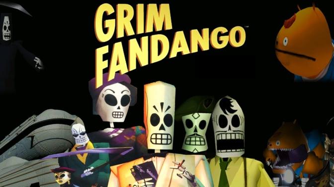 Grim Fandango Remastered Release Date Announced
