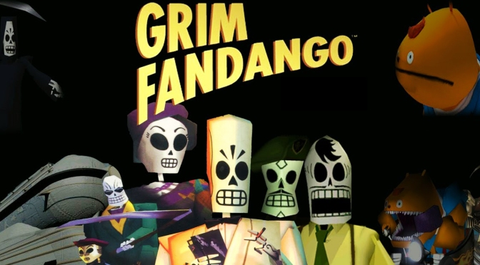 Grim Fandango Remastered Release Date Announced