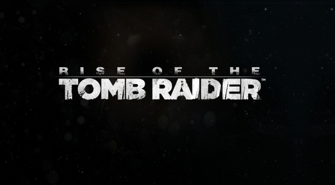 Microsoft is Rise of the Tomb Raider's Publisher…for Now