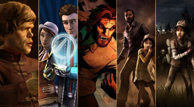 Telltale Games Collection for $55
