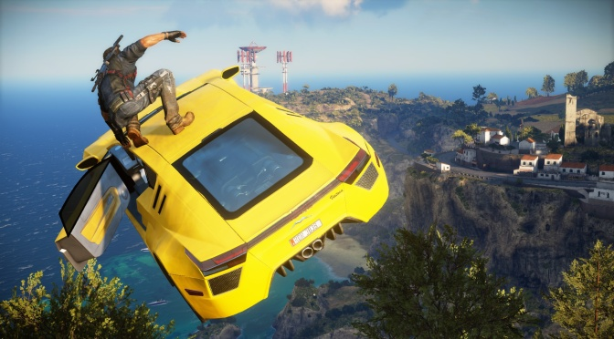 21 Brand New Just Cause 3 Screenshots