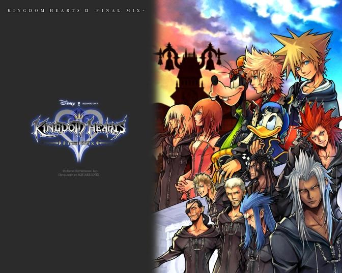 Kingdom Hearts II Final Mix Review