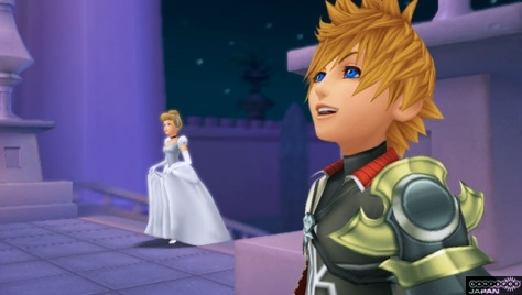kh birth by sleep cinderella