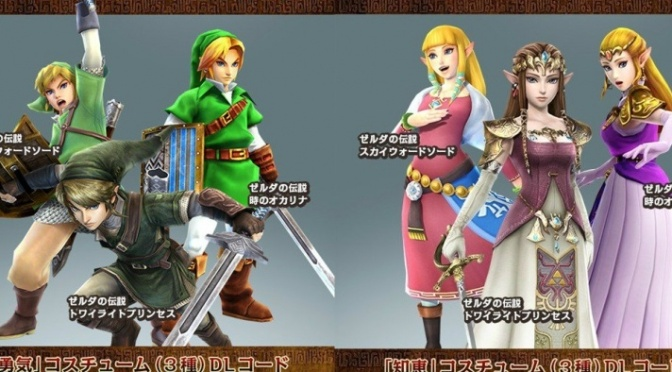 Hyrule Warriors Receives New DLC