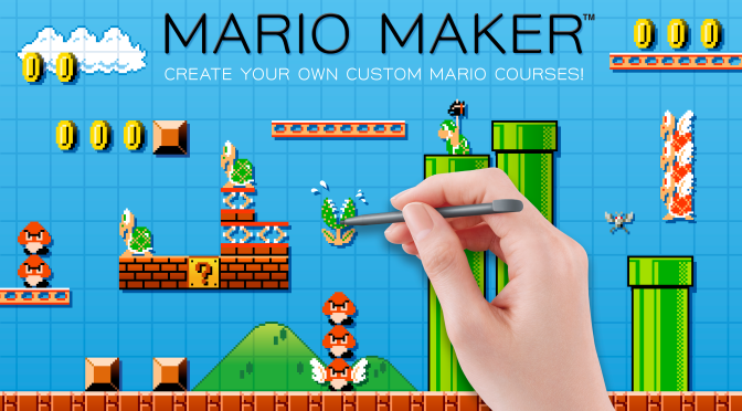 You Will Not Be Able to Create Music in Mario Maker