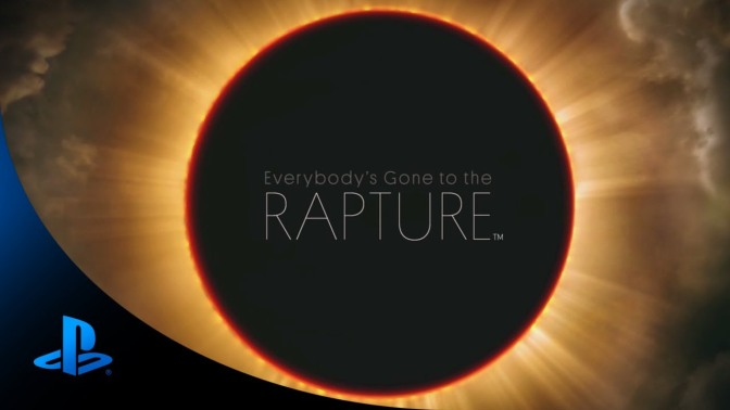 Everybody's Gone to the Rapture Over Halfway Done