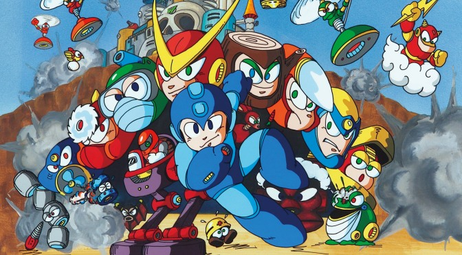 Nintendo Celebrates Mega Man's Anniversary with Discounts on Classic Titles