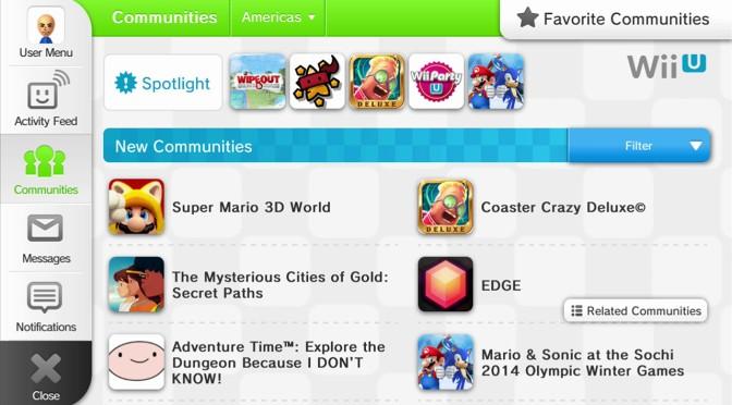 Nintendo Reveals Most Popular Miiverse Searches Worldwide