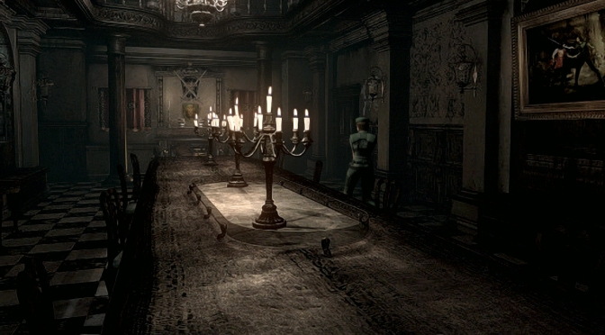 Resident Evil Remake Gets Release Date/Price