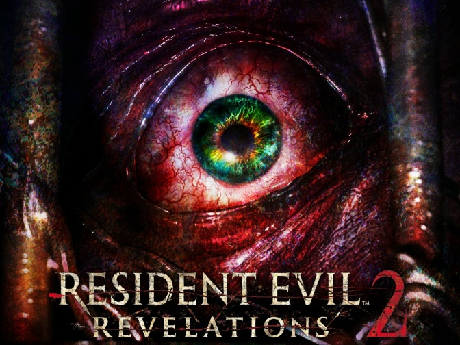 Resident Evil: Revelations 2 Opening Cinematic an Eye Opener