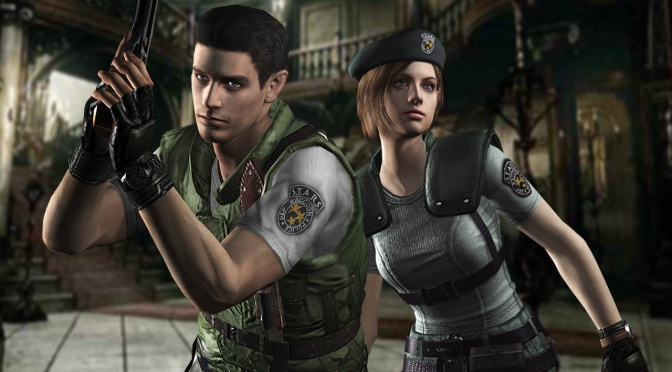 Pre-Orders Are Now Live For Resident Evil HD