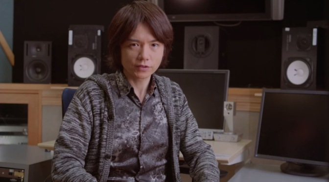 Sakurai Says Latest Smash Bros. Could Be His Last