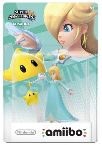 UPDATE: Rosalina & Luma Amiibo Sold Out, Confirmed by ...