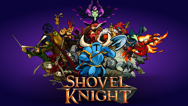 Shovel Knight Headed to PlayStation Platforms in 2015