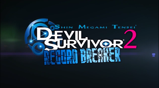 Devil Survivor 2 Record Breaker Coming To North America