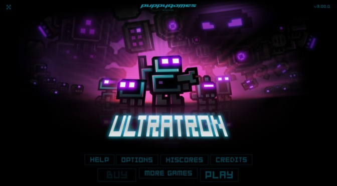 Ultratron Launching Onto Consoles in 2015