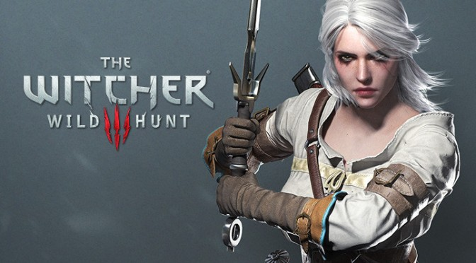 The Witcher 3 has Another Playable Character