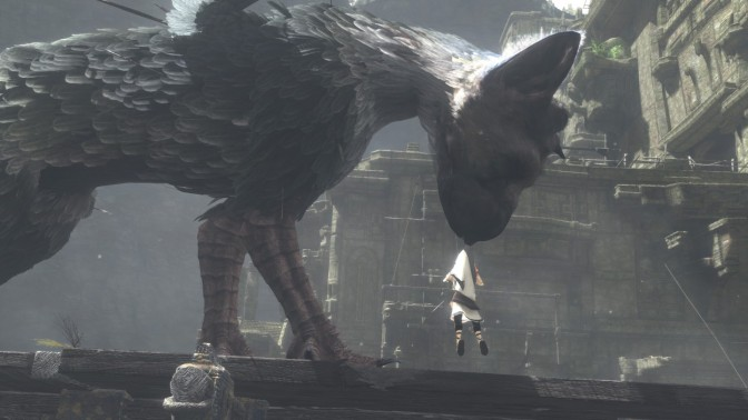 The Last Guardian May be Headed to PS4