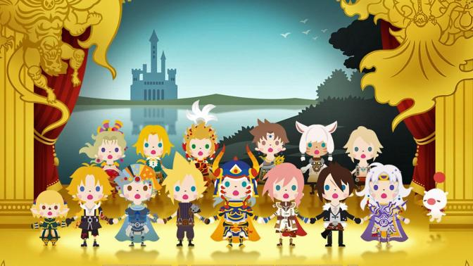 Square Enix Announces Theatrhythm Final Fantasy Curtain Call Dlc Middle Of Nowhere Gaming