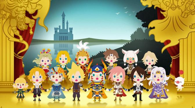 Square Enix Announces Theatrhythm Final Fantasy Curtain Call Song DLC