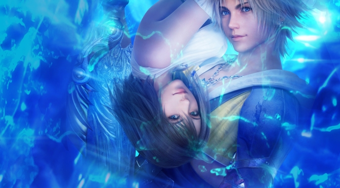 Final Fantasy X/X-2 Coming to PS4?