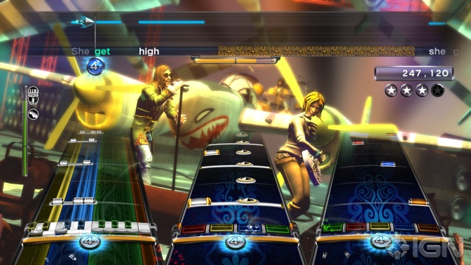 New Rock Band DLC Released