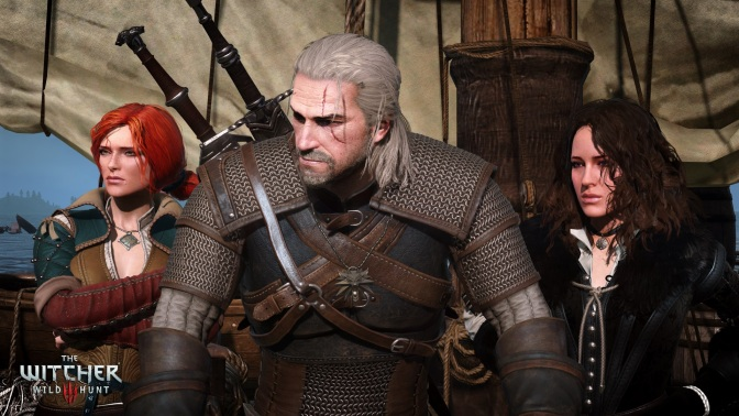 UPDATE: The Witcher 3 May Include A Lot of Sex Scenes