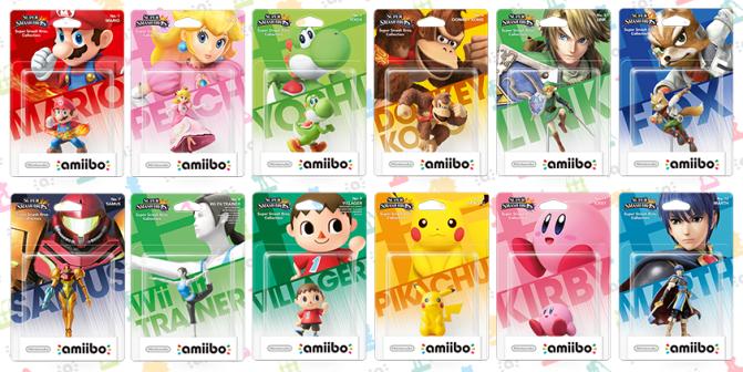 Amiibo Sales Reach 3.5 Million in the U.S.