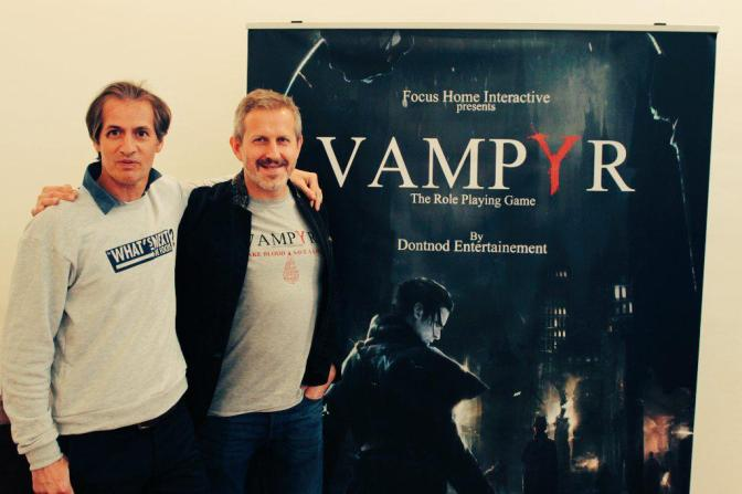 DONTNOD Announces New Vampire RPG