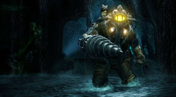 Concept Art From Never Produced BioShock Movie Surfaces