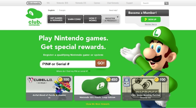 Club Nintendo is Closing Down