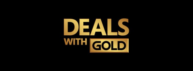 Xbox Live's Deals with Gold announced