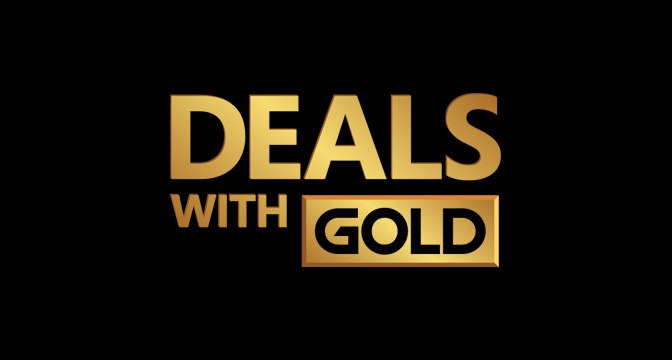 Xbox Live's Deals with Gold Revealed for This Week